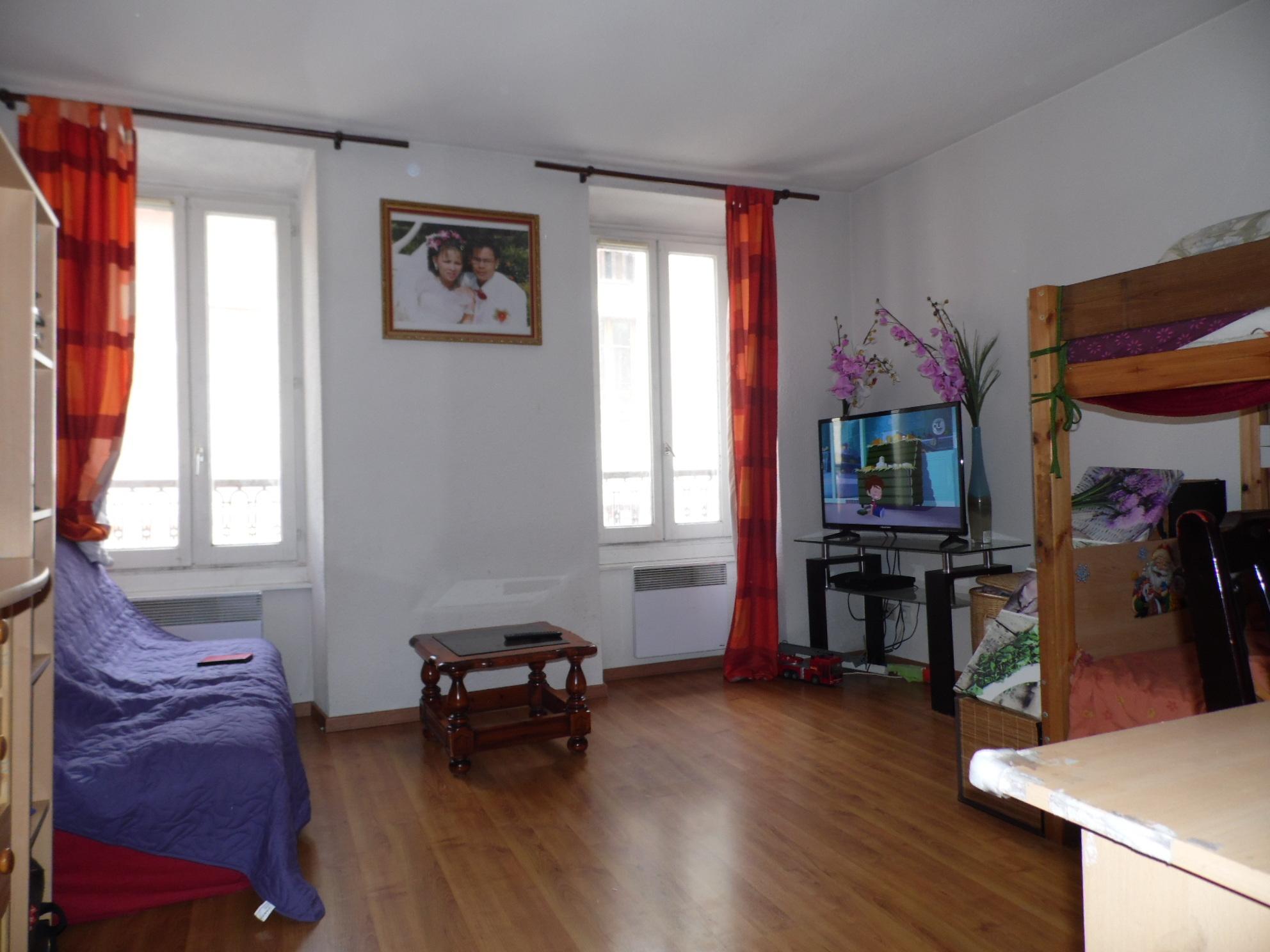 vente Appartement 2 pièces Barcelonnette 04400