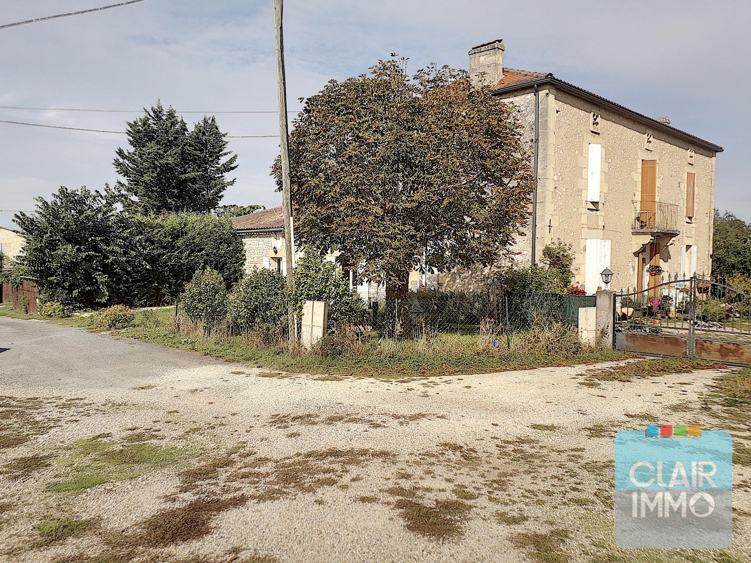vente maison/villa 11 pièces Eynesse 33220