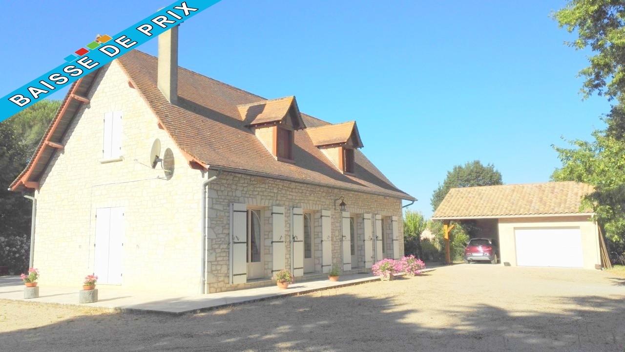 vente maison/villa 5 pièces Gardonne 24680