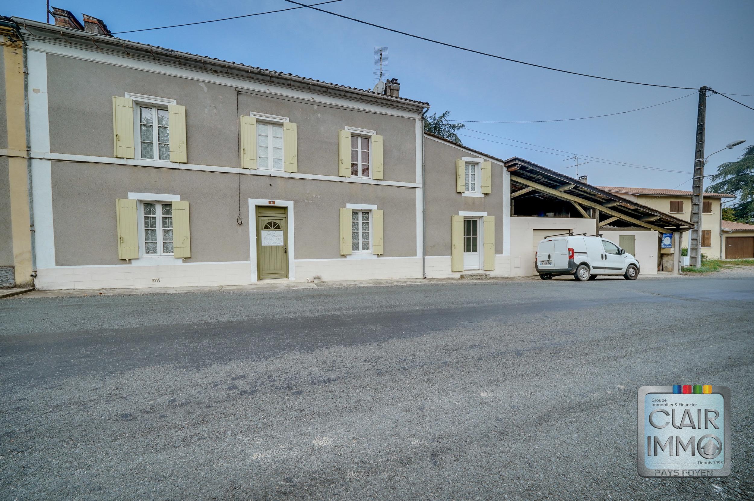 vente maison/villa 7 pièces Gensac 33890
